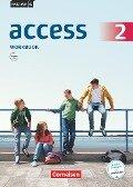 English G Access 6. Schuljahr. Workbook mit CD. Allgemeine Ausgabe - Jennifer Seidl