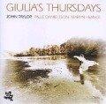 Guilia's Thursdays - John Taylor