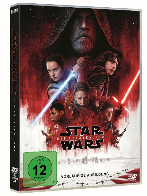 Star Wars: Episode VIII - Die letzten Jedi - Rian Johnson, George Lucas, John Williams