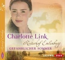 Reiterhof Eulenburg 03. Gefährlicher Sommer - Charlotte Link