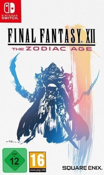 Final Fantasy XII The Zodiac Age (Nintendo Switch) -