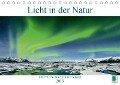Edition Naturwunder: Licht in der Natur (Tischkalender 2019 DIN A5 quer) - K. A. Calvendo
