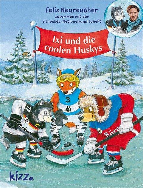 Ixi und die Huskys