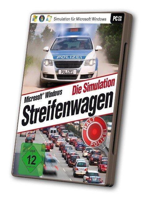 Streifenwagen Simulator -