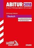 Abiturprüfung Schleswig-Holstein - Deutsch -
