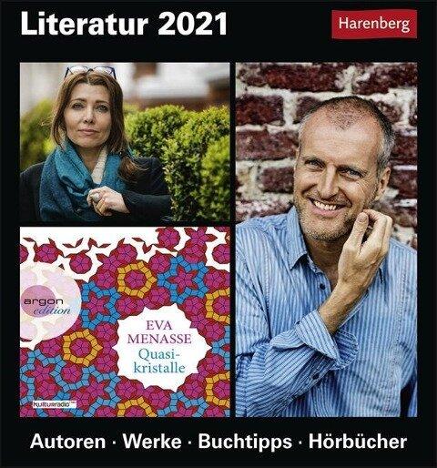 Literatur - Kalender 2020 - Ulrike Anders, Dirk Michel