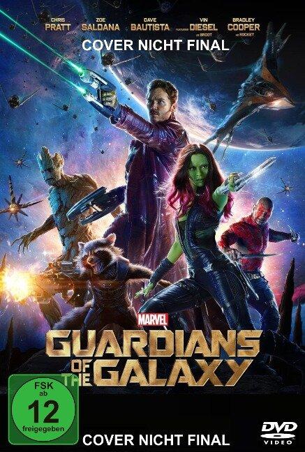 Guardians of the Galaxy - Gene Colan, Arnold Drake) James Gunn, Nicole Perlman, Chris Mccoy, Tyler Bates