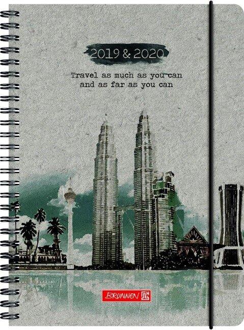 BRUNNEN Schülerkalender 2019/20 Adventure -