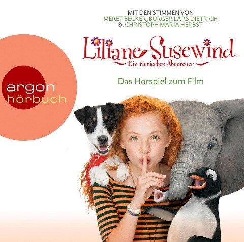 Liliane Susewind - Das Originalhörspiel zum Kinofilm - Tanya Stewner