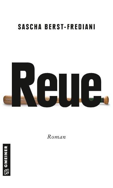 Reue - Sascha Berst-Frediani