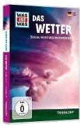 WAS IST WAS DVD Das Wetter. Sonne, Wind und Wolkenbruch -