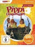 Pippi Langstrumpf Spielfilm-Box (4DVDs) -