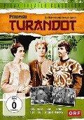 Prinzessin Turandot - Elke Baur, Heike Curtze, Carlo Gozzi, Ahouva Lion, Claude Satès