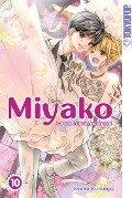 Miyako - Auf den Schwingen der Zeit 10 - Kyoko Kumagai