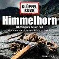 Himmelhorn (Ein Kluftinger-Krimi 9) - Volker Klüpfel, Michael Kobr