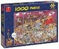 Im Zirkus. Puzzle 1000 Teile -