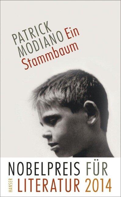 Ein Stammbaum - Patrick Modiano