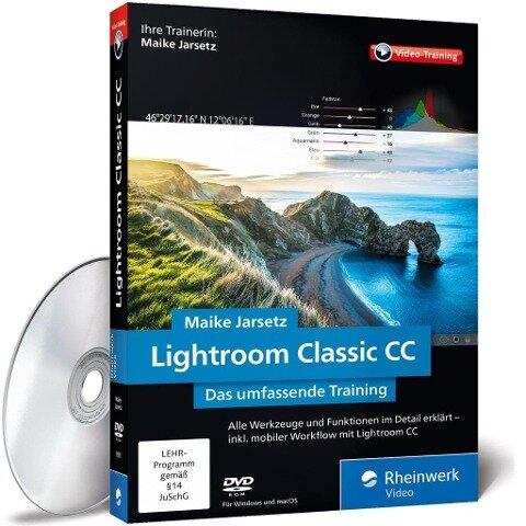 Lightroom Classic CC - Maike Jarsetz
