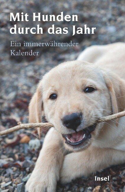 Mit Hunden durch das Jahr -