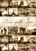 Paris with Love (Wandkalender 2019 DIN A2 hoch) - Jeanette Dobrindt