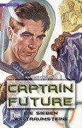 Captain Future 5: Die sieben Weltraumsteine - Edmond Hamilton