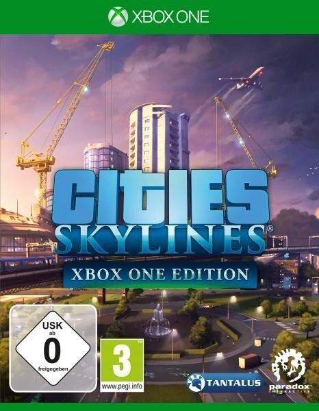 Cities: Skylines (XBox ONE) -