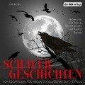 Schauergeschichten - Annette Von Droste-Hülshoff, Johann Wolfgang von Goethe, Nikolaj Gogol, Jeremias Gotthelf, Heinrich Heine