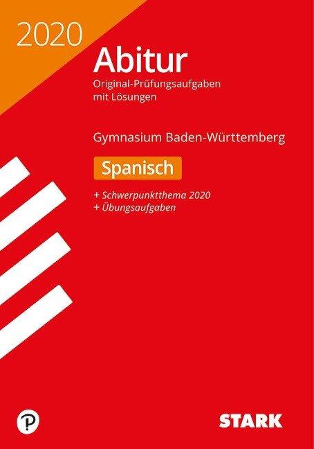 Abiturprüfung BaWü 2020 - Spanisch -