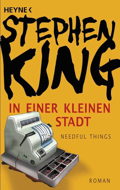 In einer kleinen Stadt (Needful Things) - Stephen King