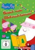 Peppa Pig - Besuch vom Weihnachtsmann -