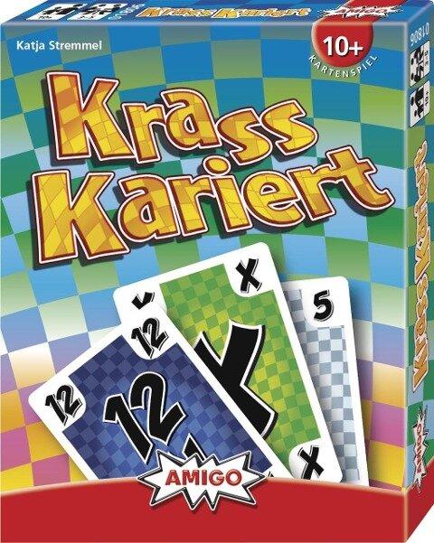 Krass Kariert - Katja Stremmel