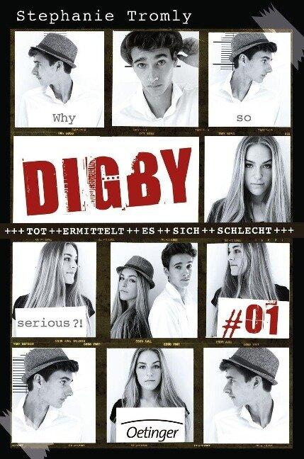 Digby #01 - Stephanie Tromly