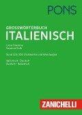 PONS Großwörterbuch Italienisch -