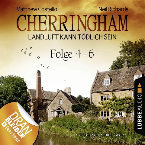 Cherringham - Landluft kann tödlich sein, Sammelband 2: Folge 4-6 - Matthew Costello, Neil Richards