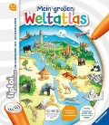 tiptoi® Mein großer Weltatlas - Inka Friese