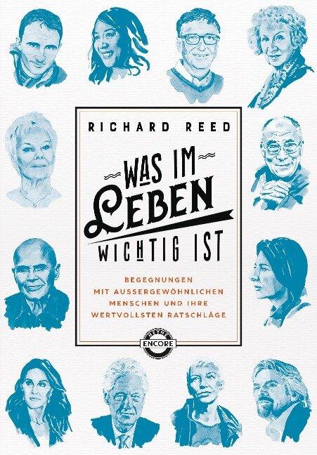 Was im Leben wichtig ist - Richard Reed