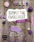 Simply the Wollrest stricken - Verena Woehlk Appel, Helgrid van Impelen