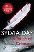 A Touch of Crimson (A Renegade Angels Novel) - Sylvia Day