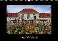 Weimar (Wandkalender 2018 DIN A3 quer) - k. A. Flori0