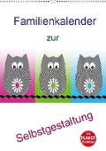 Familienkalender zur Selbstgestaltung (Wandkalender 2019 DIN A2 hoch) - K. A. Youlia
