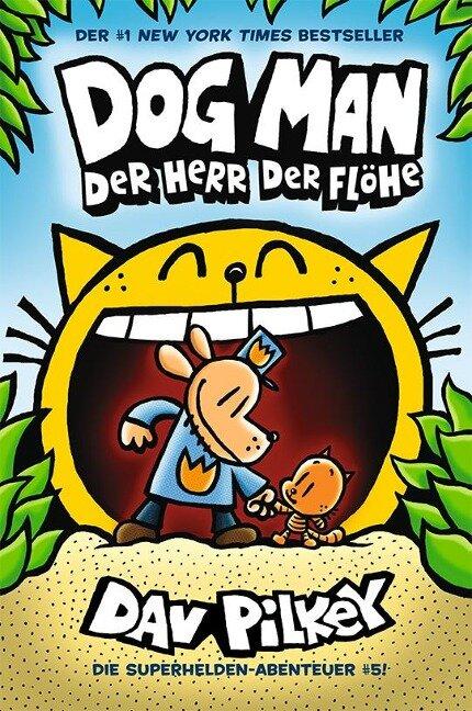 Dog Man 5 - Dav Pilkey