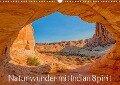 Naturwunder mit Indian Spirit (Wandkalender 2019 DIN A3 quer) - Rudolf Wegmann