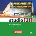 studio [21] Grundstufe B1: Gesamtband - Kursraum Audio-CDs -