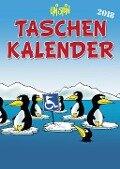 Taschenkalender 2018 - Uli Stein