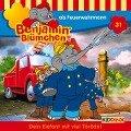 Benjamin Blümchen - ... als Feuerwehrmann - Elfie Donnelly