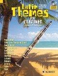 Latin Themes for Clarinet -