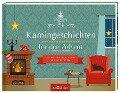 24 Kamingeschichten für den Advent -
