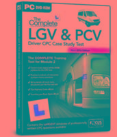 The Complete LGV & PCV Driver CPC Case Study Test -