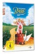 Schweinchen Babe in der großen Stadt - George Miller, Judy Morris, Mark Lamprell, Dick King-Smith, Nigel Westlake
