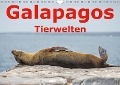 Galapagos - Tierwelten (Wandkalender 2019 DIN A4 quer) - Thomas Leonhardy